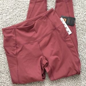 High-rise yoga pants from RBX